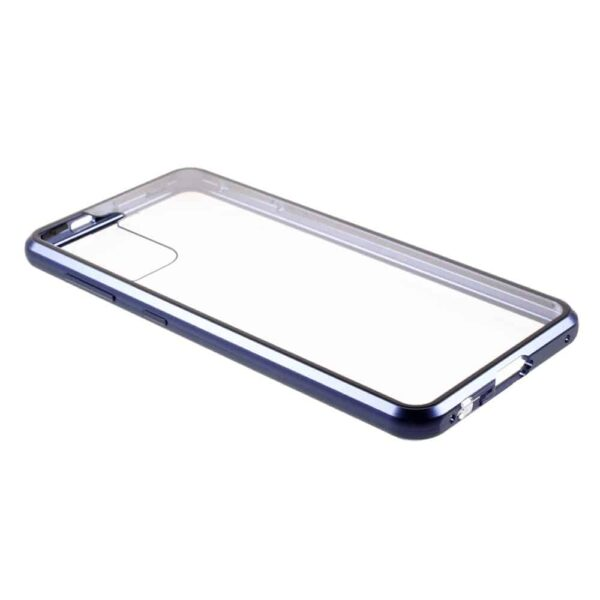 samsung s21 perfect cover blaa beskyttelses cover