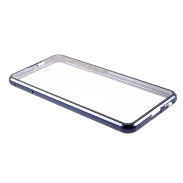 samsung s21 perfect cover blaa beskyttelsescover