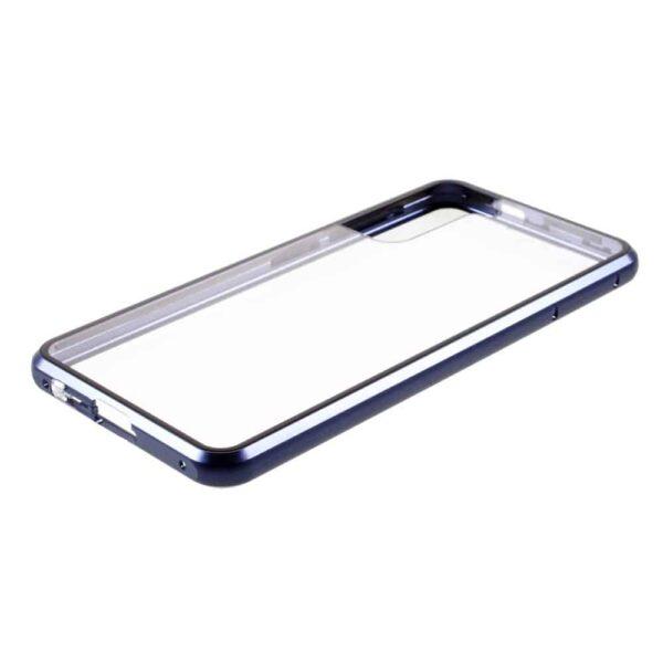 samsung s21 perfect cover blaa mobil cover