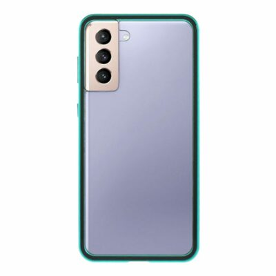 samsung s21 plus perfect cover grøn