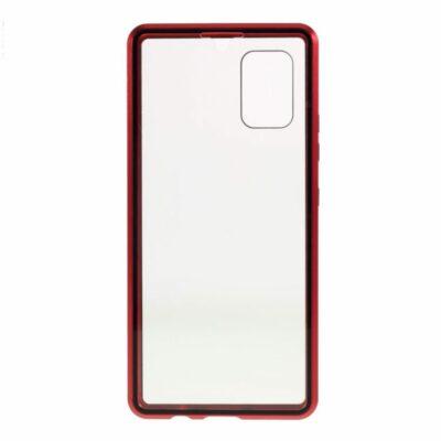 samsung galaxy a71 perfect cover rød