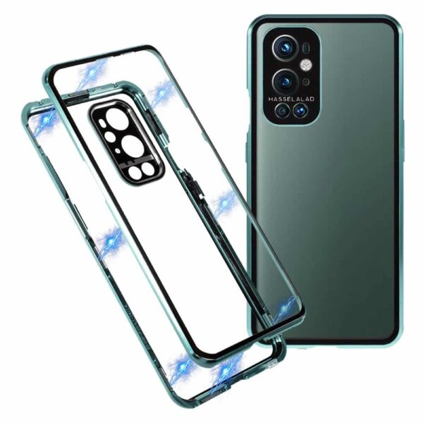 oneplus 9 perfect cover groen 1
