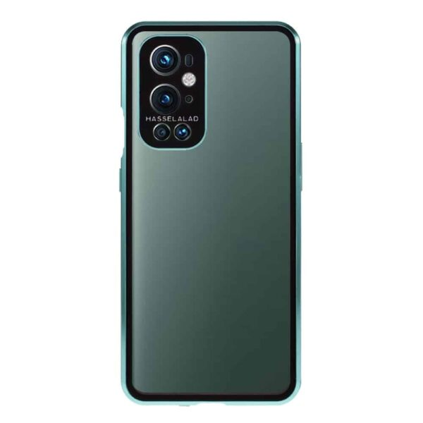 oneplus 9 perfect cover groen 2