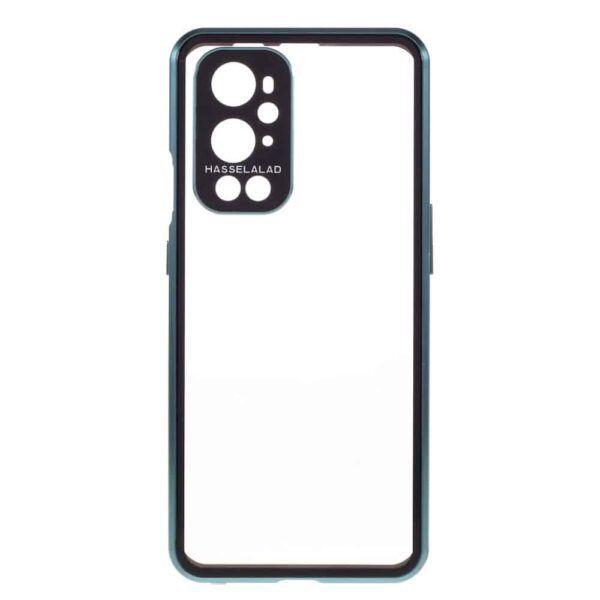 oneplus 9 perfect cover groen 3