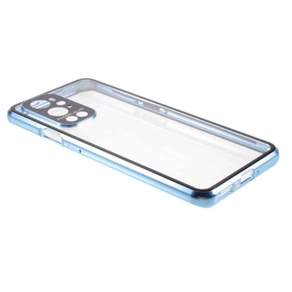 oneplus 9 pro perfect cover blaa beskyttelse
