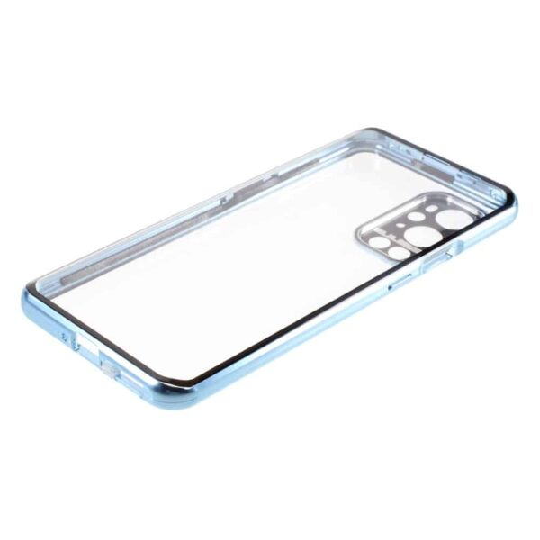 oneplus 9 pro perfect cover blaa beskyttelses cover