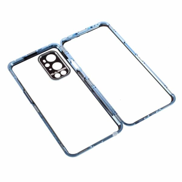 oneplus 9 pro perfect cover blaa mobil cover