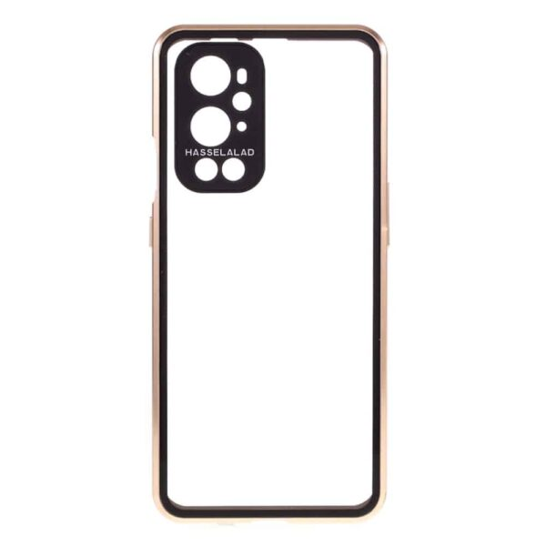 oneplus 9 pro perfect cover guld 2