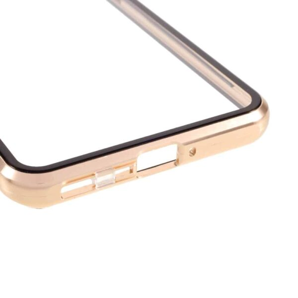 oneplus 9 pro perfect cover guld 7