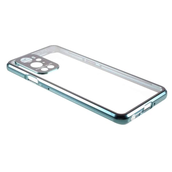 oneplus 9 pro perfect covers groen beskyttelsescover