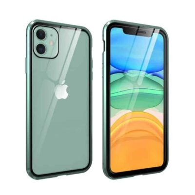 iphone 12 perfect cover grøn