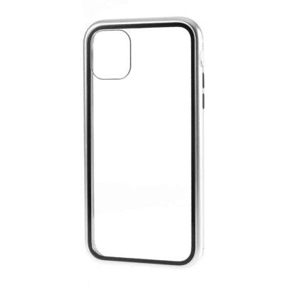 iphone 11 pro max sølv7