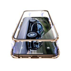 iphone x perfect cover guld2