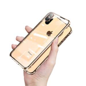 iphone x perfect cover guld4