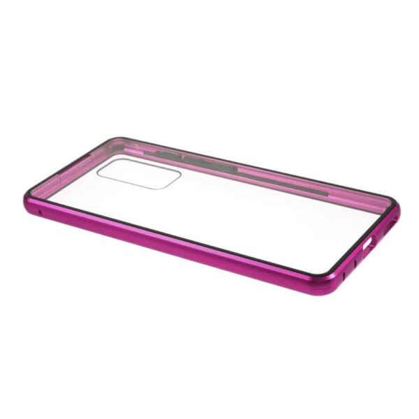 samsung s20 lite perfect cover lilla beskyttelse