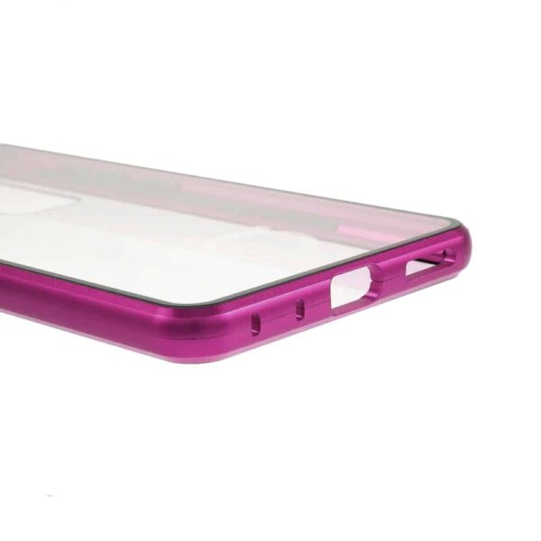 samsung s20 lite perfect cover lilla beskyttelsescover