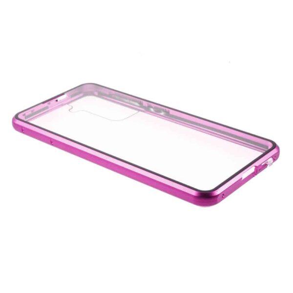 samsung s21 plus perfect cover lilla mobil cover 1