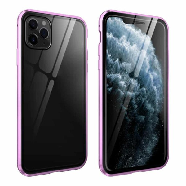 iphone 11 perfect cover lilla 2
