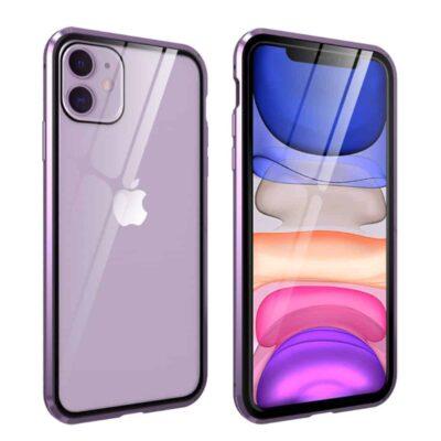 iphone 11 perfect cover lilla