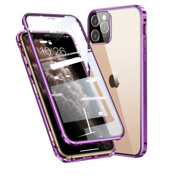 iphone 11 pro max perfect cover lilla
