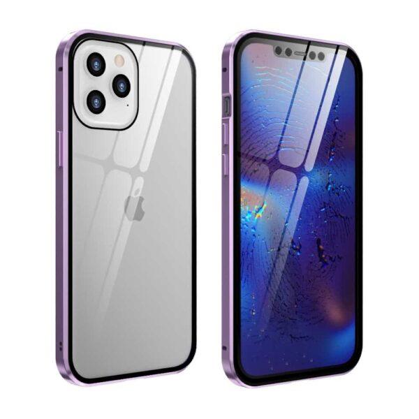 iphone 12 pro max perfect cover lilla