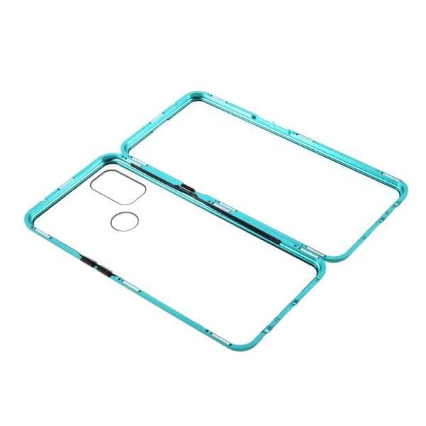 oneplus nord n10 perfect cover groen 1