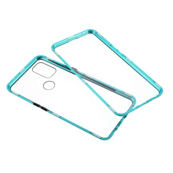 oneplus nord n10 perfect cover groen 2 1