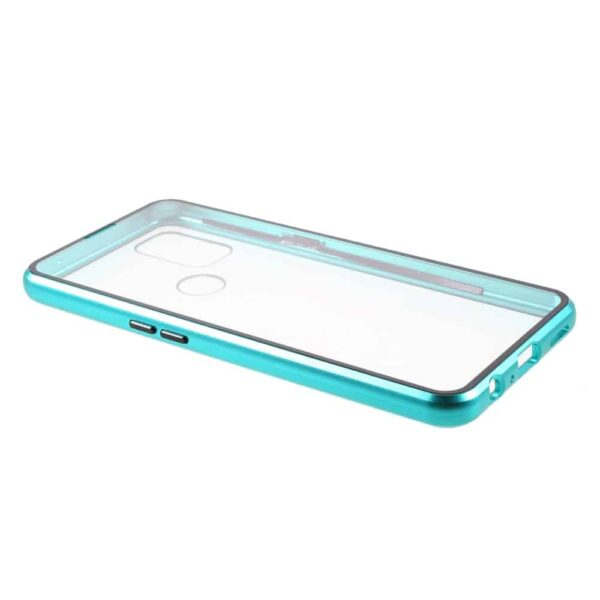 oneplus nord n10 perfect cover groen 7 1