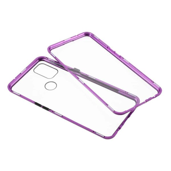 oneplus nord n10 perfect cover lilla 2 1 1