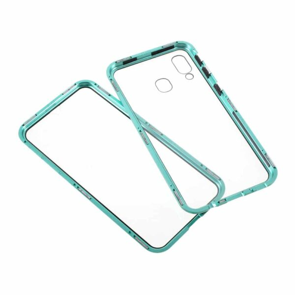 samsung a40 perfect cover groen 2