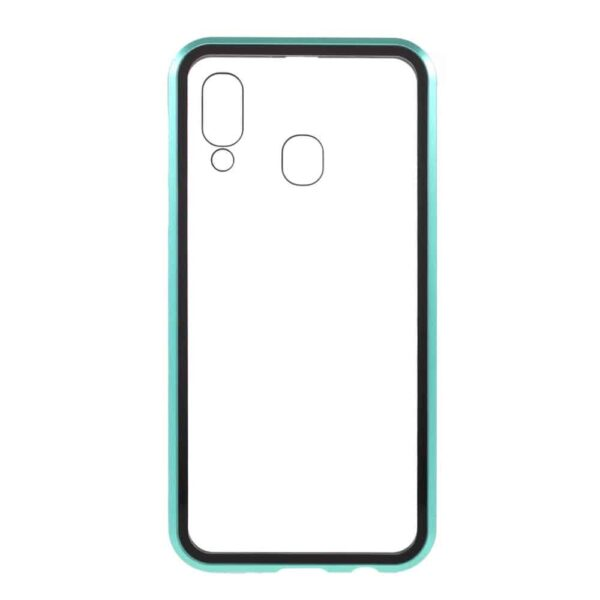 samsung a40 perfect cover groen 3
