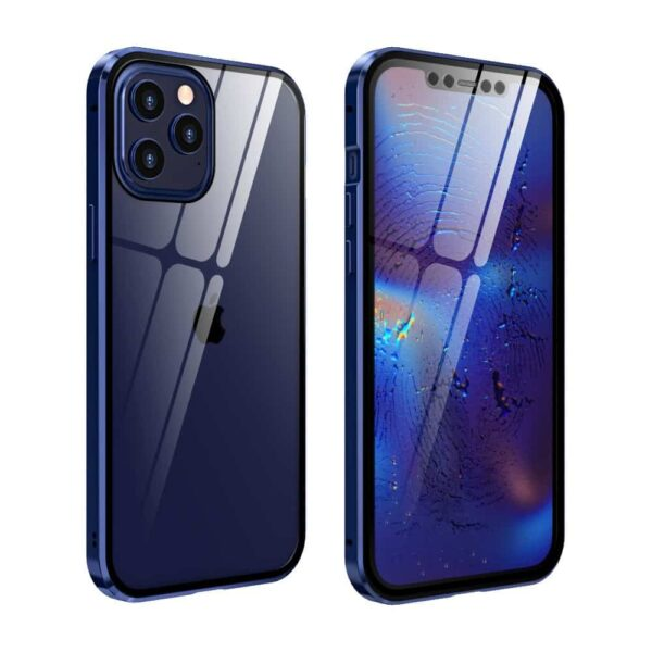 iphone 12 pro max perfect cover navyblaa
